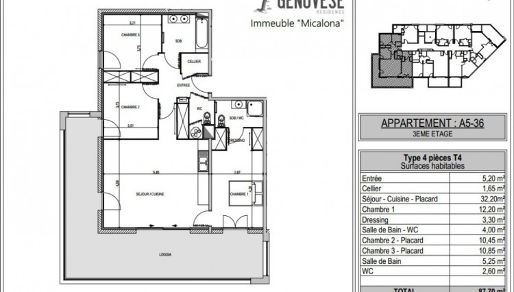 f4 genovese 375 kf plan 87 m²