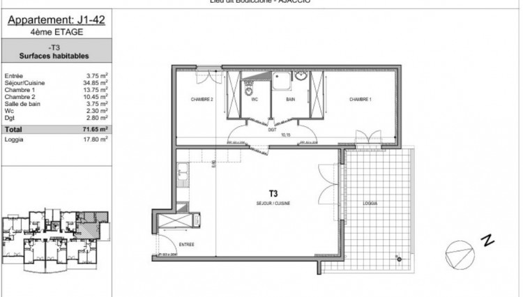 t3 carré 71 m² 219 kf4